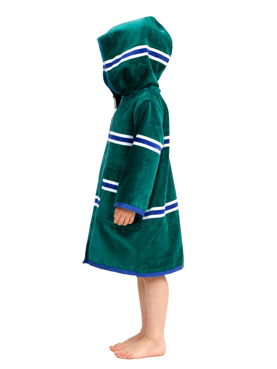 Beach Robe Hooded Towel for Kids